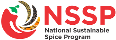 Logo National Sustainable Spice Program
